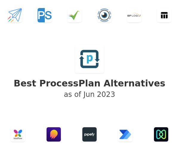 Best ProcessPlan Alternatives