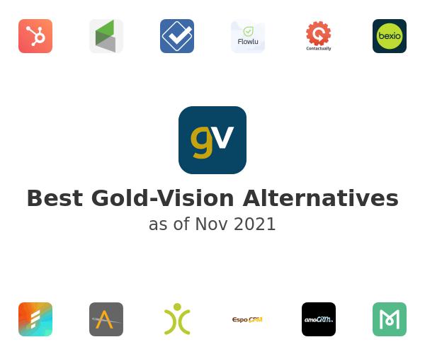Best Gold-Vision Alternatives