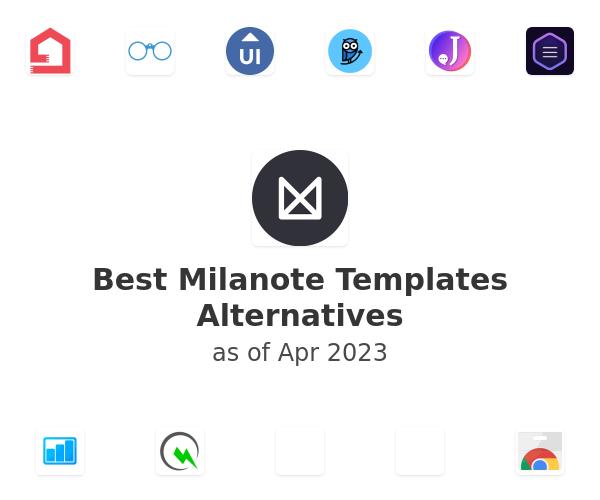 Best Milanote Templates Alternatives