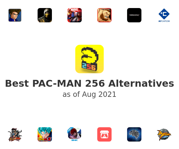 Best PAC-MAN 256 Alternatives