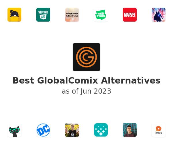 Best GlobalComix Alternatives