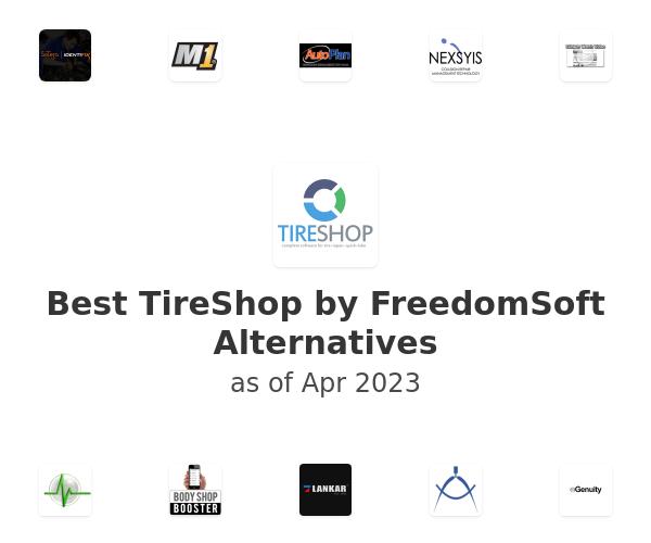 Best TireShop by FreedomSoft Alternatives