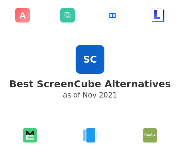 Best ScreenCube Alternatives