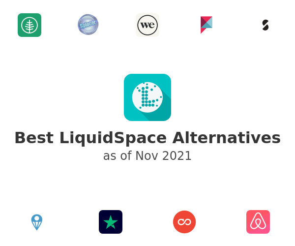 Best LiquidSpace Alternatives