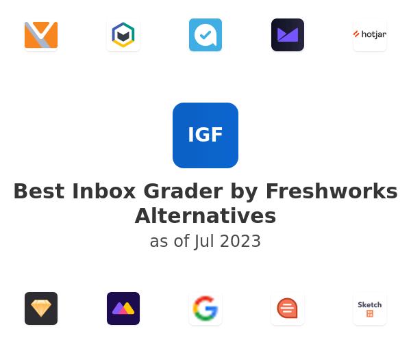 Best Inbox Grader by Freshworks Alternatives