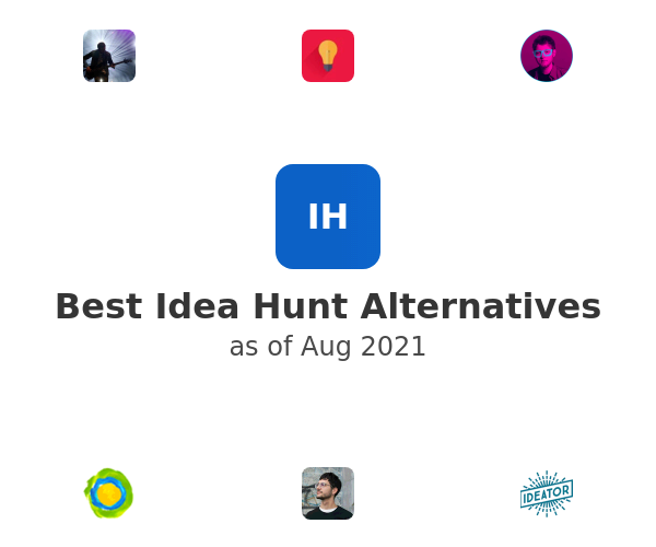Best Idea Hunt Alternatives