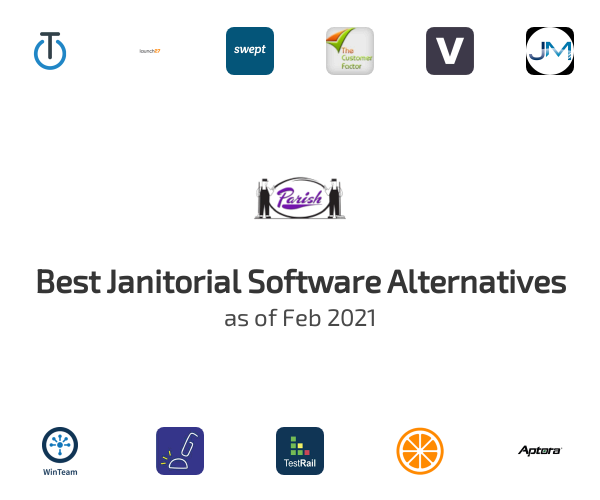 Best Janitorial Software Alternatives