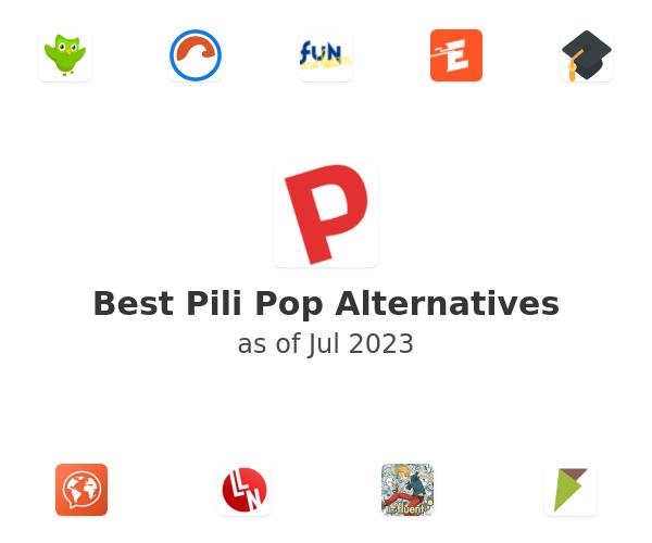 Best Pili Pop Alternatives