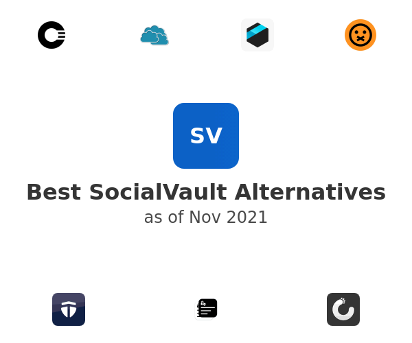 Best SocialVault Alternatives