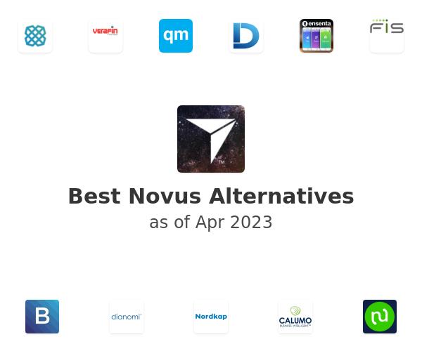Best Novus Alternatives