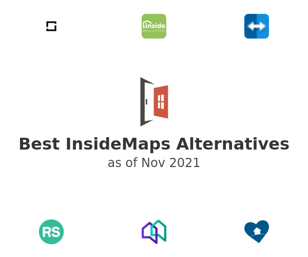Best InsideMaps Alternatives