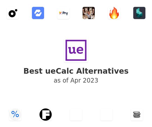 Best ueCalc Alternatives