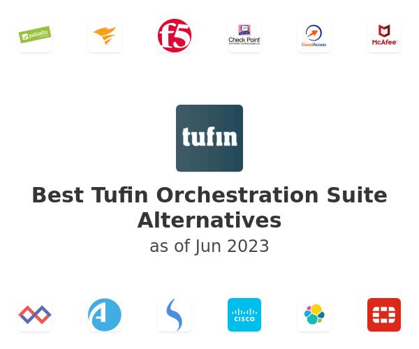 Best Tufin Orchestration Suite Alternatives
