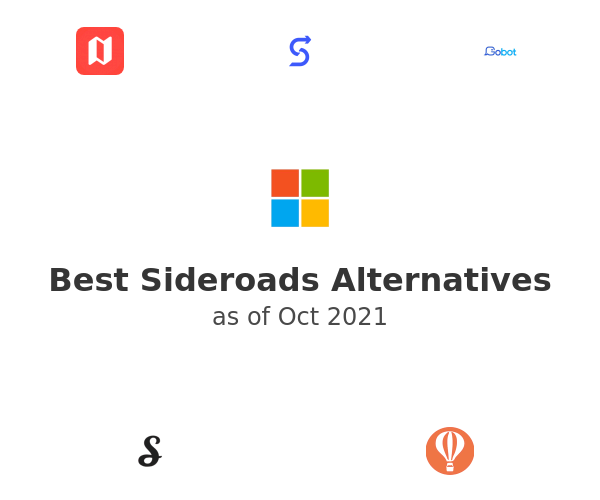 Best Sideroads Alternatives