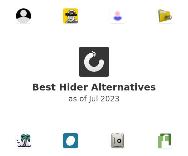 Best Hider Alternatives