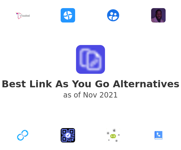 Best Link As You Go Alternatives