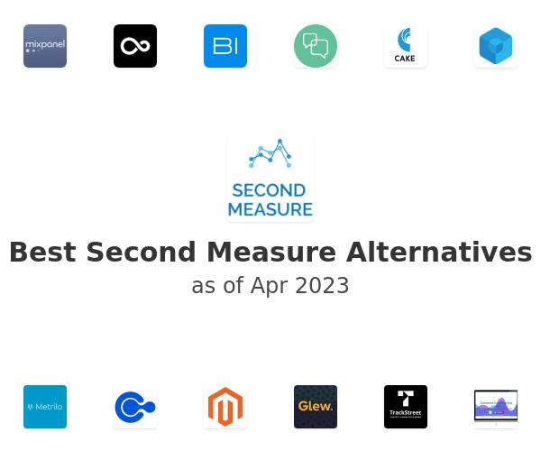 Best Second Measure Alternatives