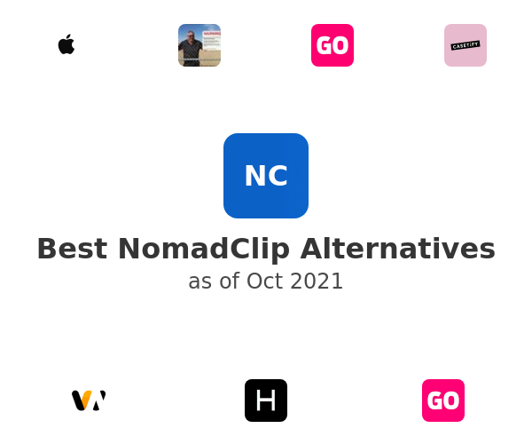 Best NomadClip Alternatives