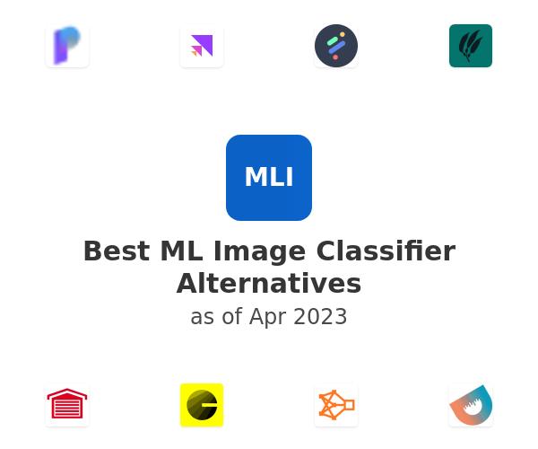 Best ML Image Classifier Alternatives