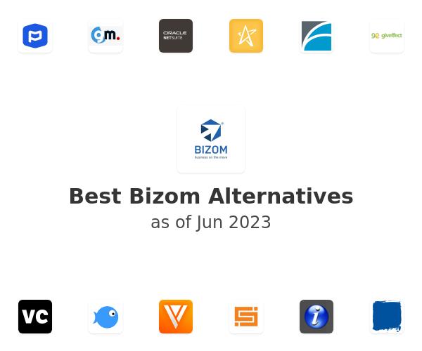 Best Bizom Alternatives