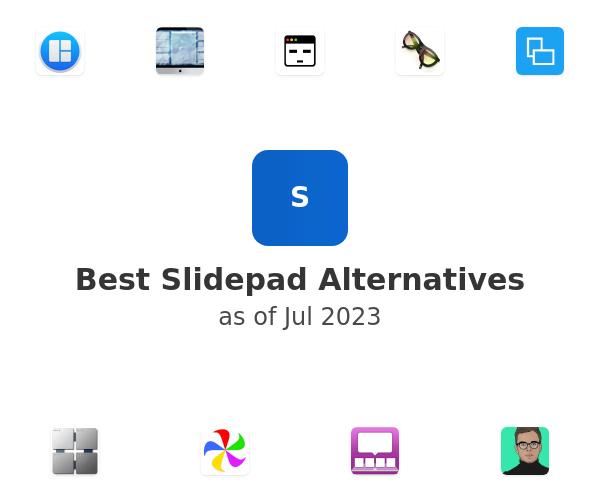 Best Slidepad Alternatives