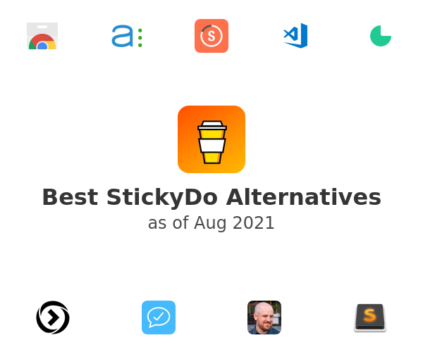 Best StickyDo Alternatives