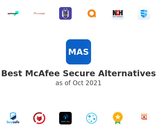 Best McAfee Secure Alternatives