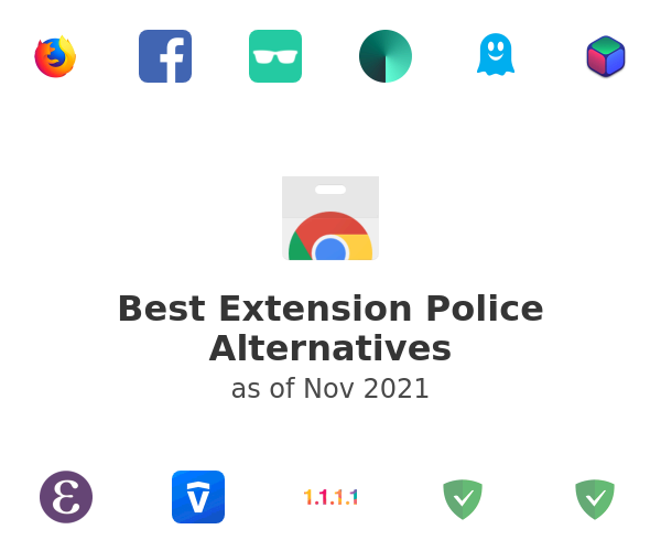 Best Extension Police Alternatives