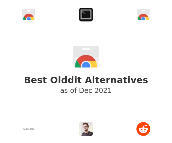 Best Olddit Alternatives