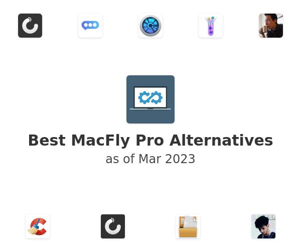 Best MacFly Pro Alternatives