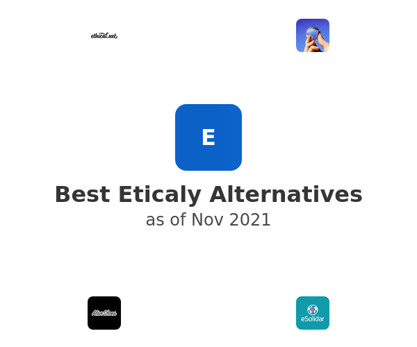 Best Eticaly Alternatives