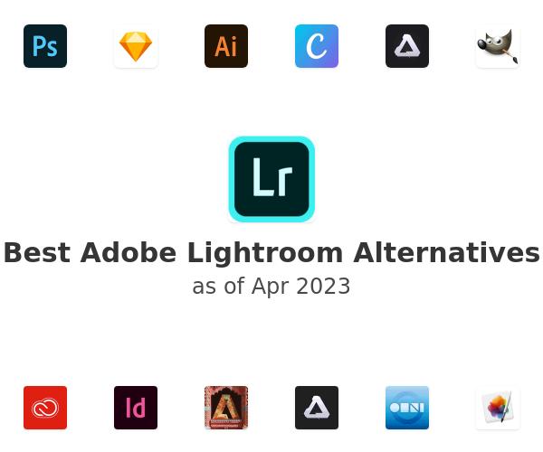Best Adobe Lightroom Alternatives