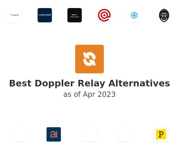 Best Doppler Relay Alternatives