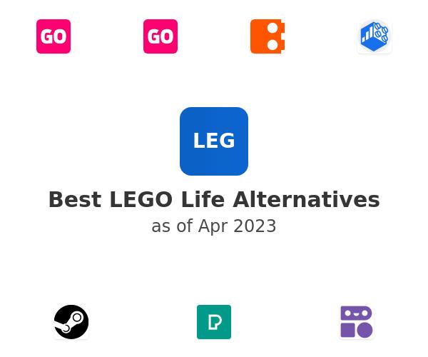 Best LEGO Life Alternatives
