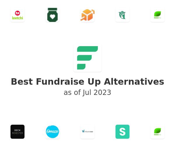 Best Fundraise Up Alternatives