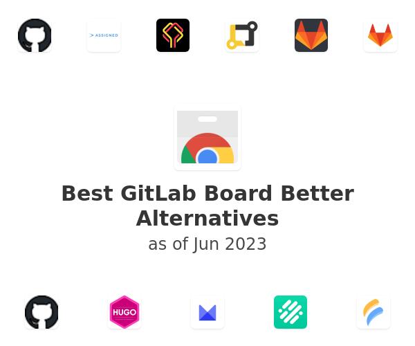Best GitLab Board Better Alternatives