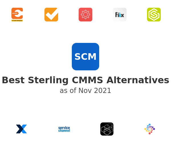 Best Sterling CMMS Alternatives