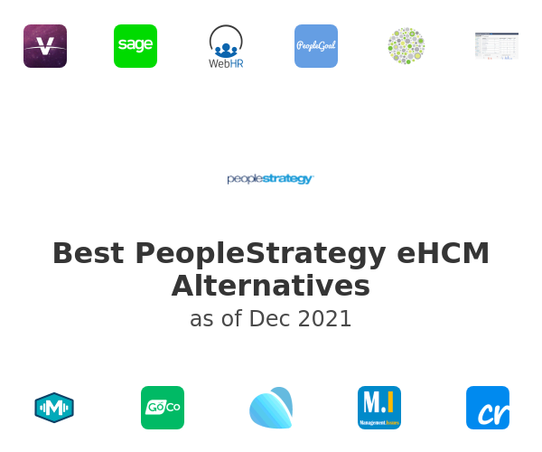 Best PeopleStrategy eHCM Alternatives