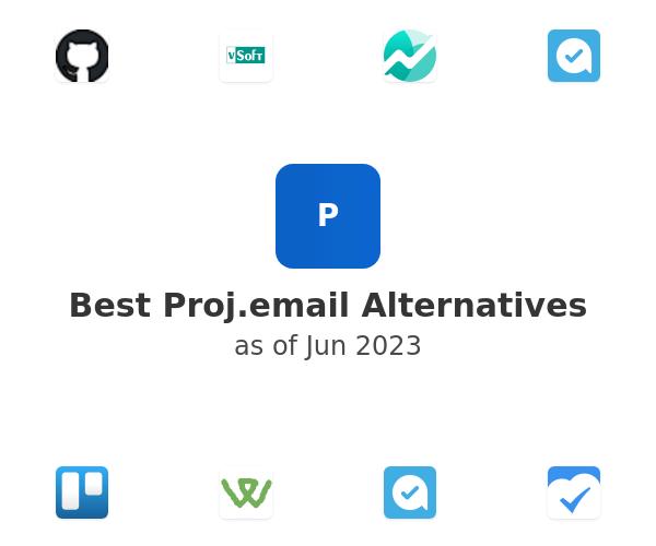 Best Proj.email Alternatives