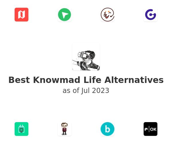 Best Knowmad Life Alternatives