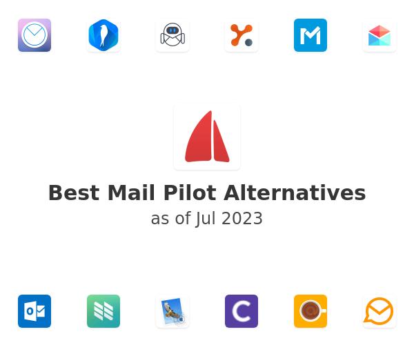 Best Mail Pilot Alternatives