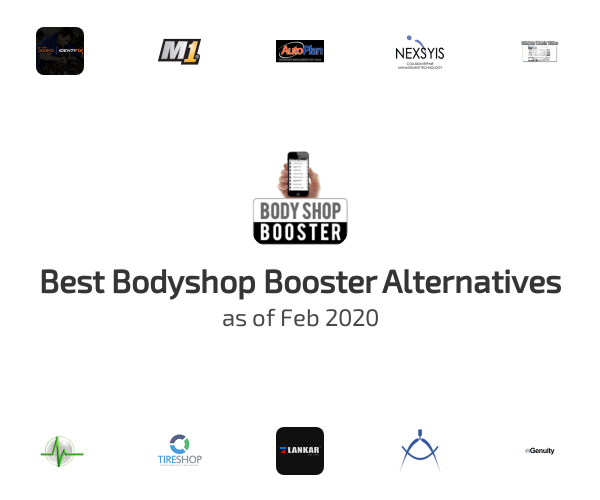 Best Bodyshop Booster Alternatives