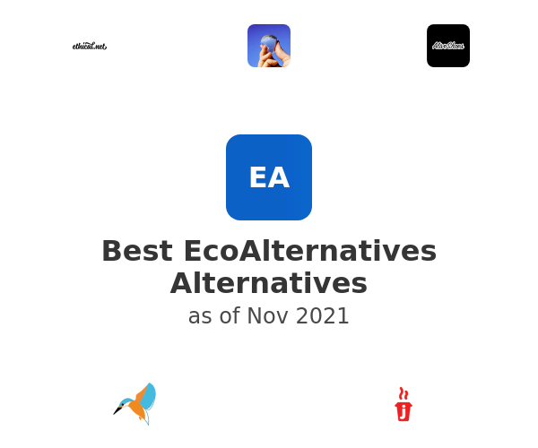 Best EcoAlternatives Alternatives