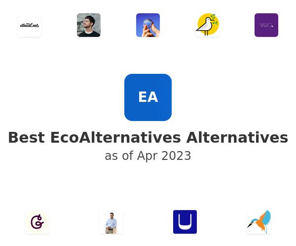 Best EcoAlternatives Alternatives
