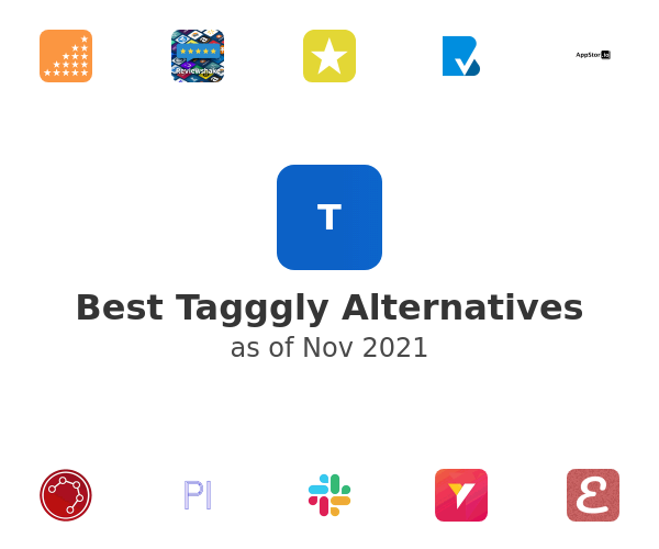 Best Tagggly Alternatives