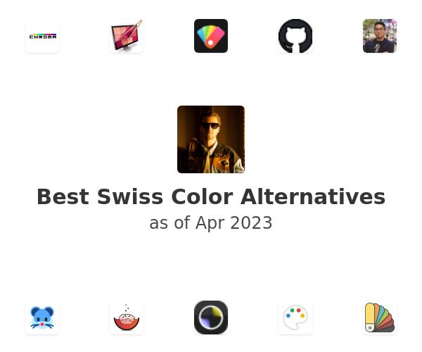 Best Swiss Color Alternatives