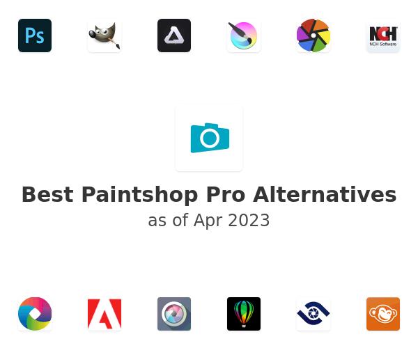 Best Paintshop Pro Alternatives