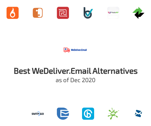 Best WeDeliver.Email Alternatives