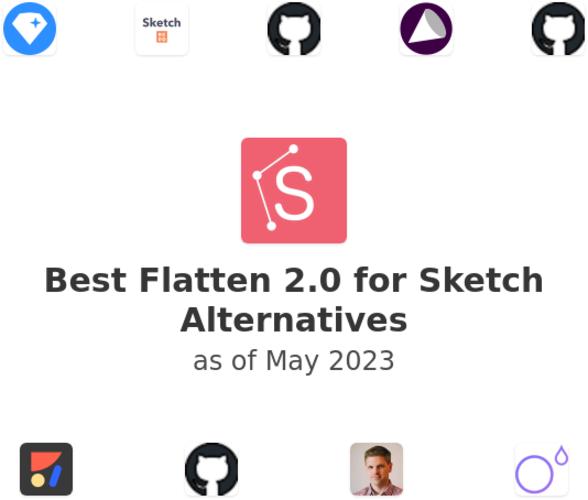 Best Flatten 2.0 for Sketch Alternatives