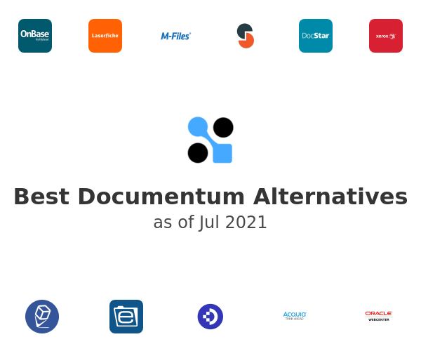 Best Documentum Alternatives